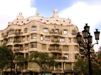 Architecture of Barcelona