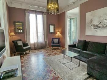 Plaza Cataluña Luxury - Appartement in Barcelona
