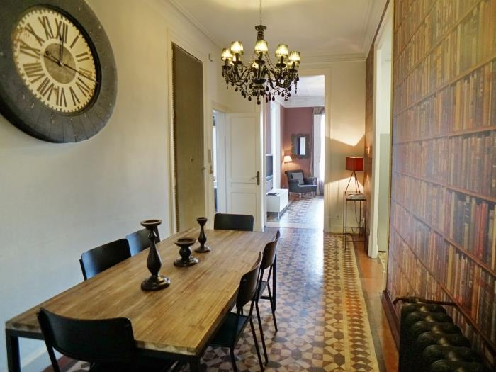 Short term rentals in Barcelona