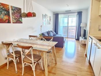 Fira Gran Via 12B - Apartment in L'Hospitalet de Llobregat