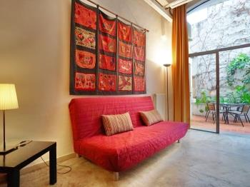 Poble Sec - Appartement in Barcelona