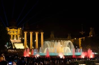 Magical Fountain of Montjuic